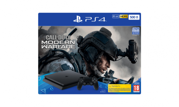 PS4 Call of Duty: Modern Warfare bundel | Black Friday 2020 | Nu slechts €239,-
