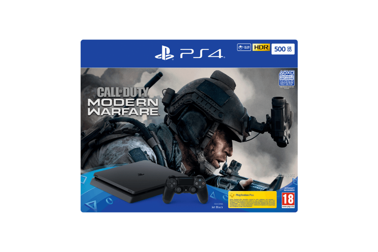 PS4 Call of Duty: Modern Warfare bundel | Black Friday 2019 | Nu slechts €239,-