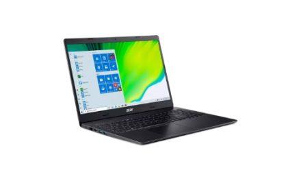 Acer Aspire 3 (A315-57G-529R) Black Friday 2021   €40,- korting!