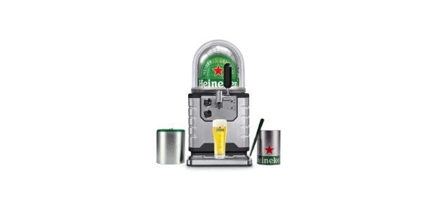 Heineken BLADE Black Friday 2021 deals | Altijd ijskoud tapbier | NU 25% korting!