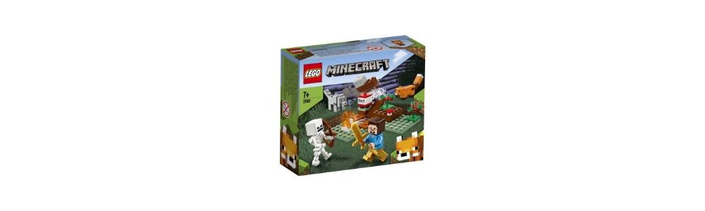 Lego Minecraft Black Friday 2020 | Alle kortingen & deals op een rij | Bespaar 20%