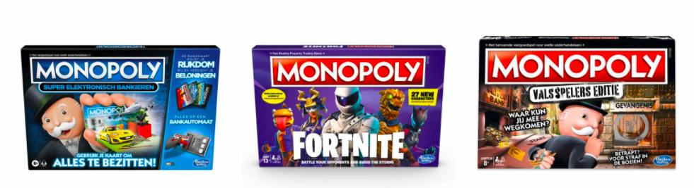 Monopoly Black Friday