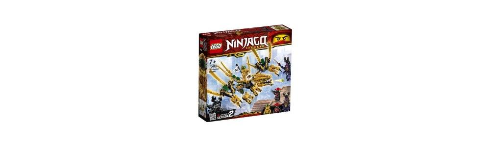 LEGO Ninjago Black Friday 2020 | Bespaar tot 28% op je favoriete bouwsets!