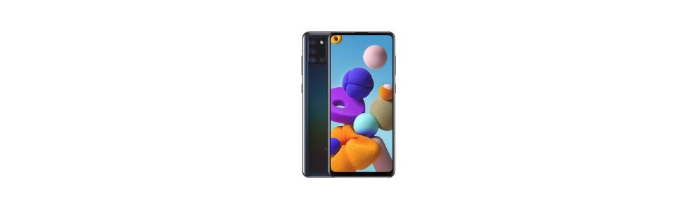 Samsung Galaxy A21S Black Friday 2021 | Ontvang €30,- korting